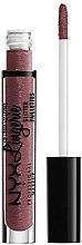 Düfte, Parfümerie und Kosmetik Lipgloss - NYX Professional Makeup Lip Lingerie Glitter Lip Gloss