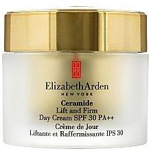 Düfte, Parfümerie und Kosmetik Festigende Tagescreme mit Lifting-Effekt SPF 30 - Elizabeth Arden Ceramide Lift and Firm Day Cream (Tester)