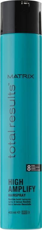 Haarspray - Matrix Total Results High Amplify Hairspray