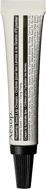 Lippencreme mit Hagebuttensamen - Aesop Rosehip Seed Lip Cream