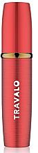 Düfte, Parfümerie und Kosmetik Nachfüllbarer Parfümzerstäuber rot - Travalo Lux Red Refillable Spray