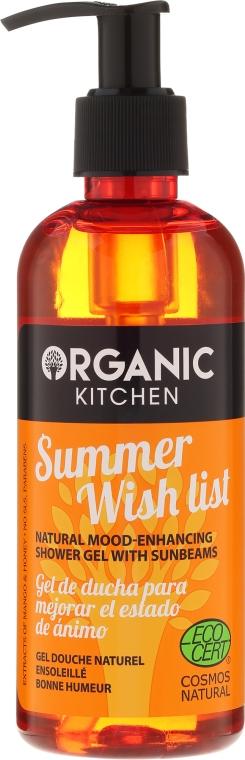"Duschgel ""Sommer Wunschliste"" - Organic Shop Organic Kitchen Shower Gel"