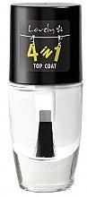 Düfte, Parfümerie und Kosmetik 4in1 Decklack - Lovely 4-in-1 Nail Top Coat
