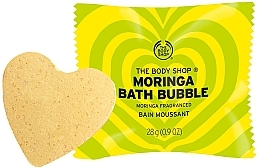Düfte, Parfümerie und Kosmetik Badebombe mit Moringaduft - The Body Shop Moringa Bath Bubble