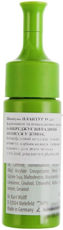 Tonikum zum Haarwachstum und Schutz der Haarwurzel mit Koffein - Plantur Coffein Tonikum — Bild N3