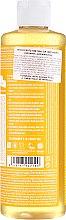 18in1 Flüssige Hand- und Körperseife mit Zitrus-Orange - Dr. Bronner's 18-in-1 Pure Castile Soap Citrus & Orange — Bild N6