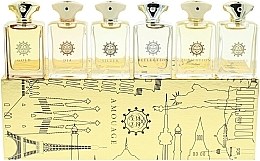Düfte, Parfümerie und Kosmetik Amouage Miniature Classic Collection Man - Set Mini (edp/6x7,5ml)