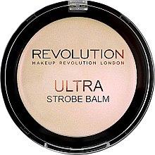 Düfte, Parfümerie und Kosmetik Flüssiger Highlighter - Makeup Revolution Ultra Strobe Balm