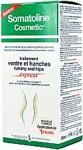 Düfte, Parfümerie und Kosmetik Schlankheitscreme für Bauch und Oberschenkel - Somatoline Cosmetic Express Tummy & Hips Treatment