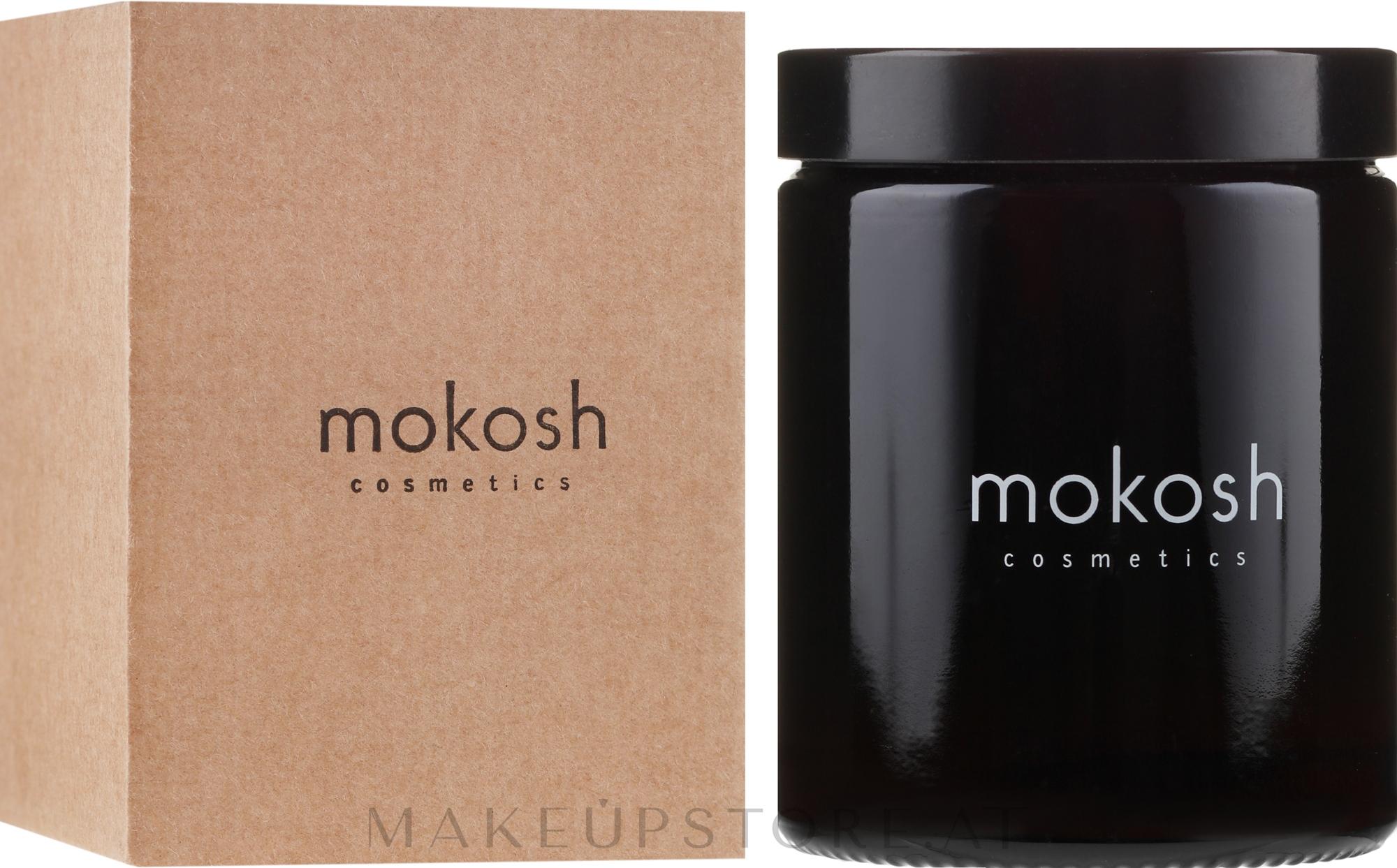 Soja-Duftkerze Oriental Garden - Mokosh Cosmetics — Bild 140 g