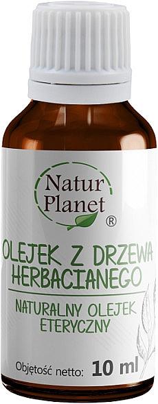 Natürliches ätherisches Teebaumöl - Natur Planet Tea Tree Oil
