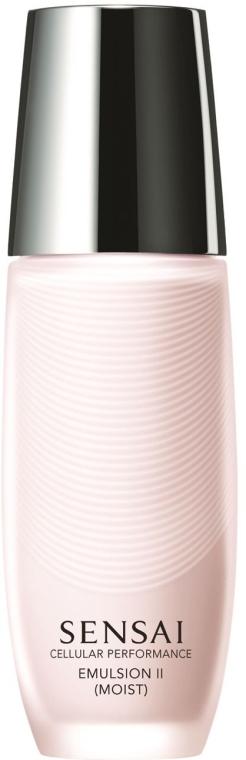 Gesichtsemulsion - Kanebo Sensai Cellular Performance Emulsion II — Bild N1
