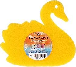 Düfte, Parfümerie und Kosmetik Badeschwamm 30604, gelb - Top Choice Bath Sponge Kids