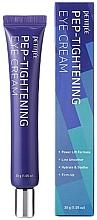 Straffende Augenkonturcreme mit Peptiden - Petitfee Pep-Tightening Eye Cream — Bild N1