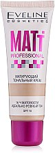 Düfte, Parfümerie und Kosmetik Foundation - Eveline Cosmetics Matt Professional
