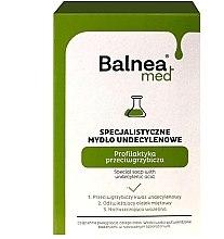Düfte, Parfümerie und Kosmetik Seife mit Undecylensäure bei Röschenflechte - Barwa Balnea Special Soap With Undecylenic Acid
