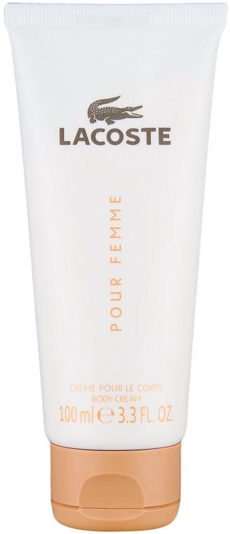 Lacoste Lacoste Pour Femme - Duftset (Eau de Parfum 50ml + Körpercreme 100ml) — Bild N2