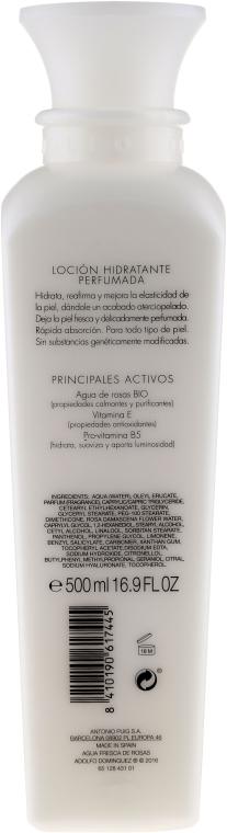 Adolfo Dominguez Agua Fresca de Rosas - Parfümierte Körpermilch — Bild N3