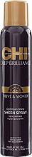 Düfte, Parfümerie und Kosmetik Haarspray für mehr Glanz mit Monoi- und Olivenöl - CHI Deep Brilliance Olive & Monoi Optimum Shine Sheen Spray