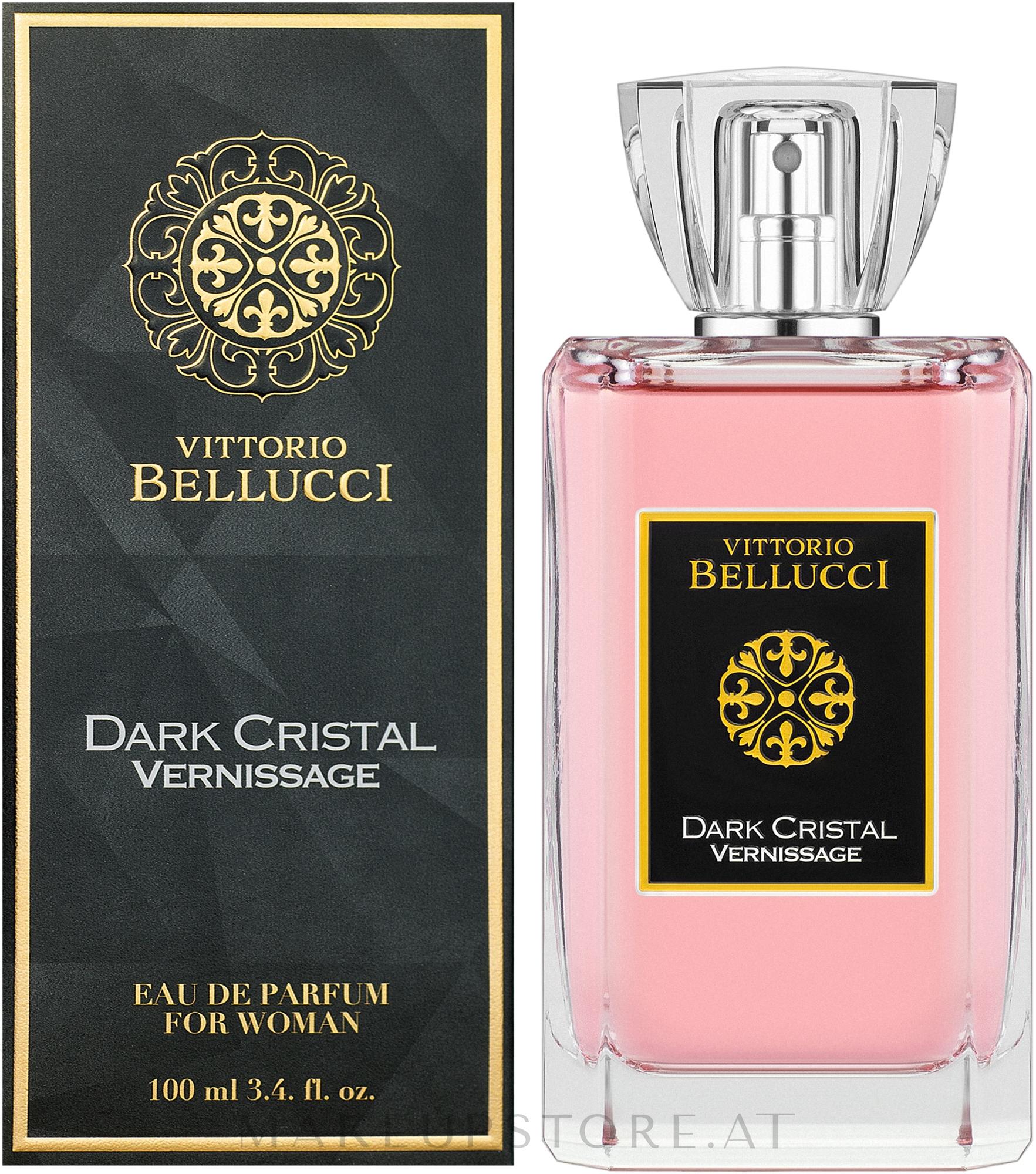 Vittorio Bellucci Vernissage Dark Crystal - Eau de Parfum — Bild 100 ml