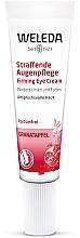 Düfte, Parfümerie und Kosmetik Straffende Augencreme mit Granatapfelsamenöl - Weleda Granatapfel Straffende Augenpfleg