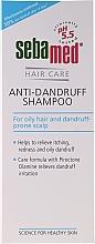 Düfte, Parfümerie und Kosmetik Anti-Schuppen Shampoo - Sebamed Anti Dandruff Shampoo