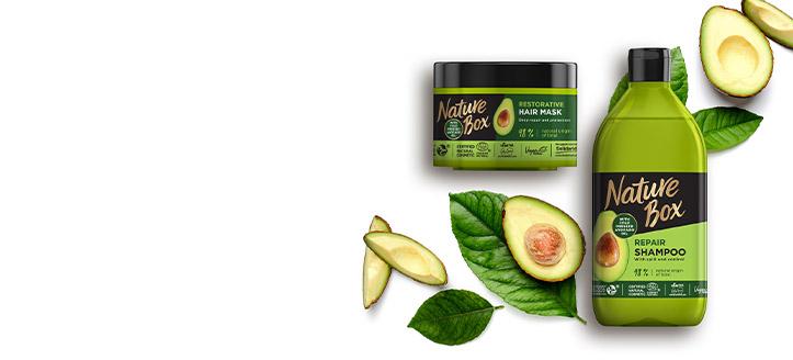 Hol Dir das Produkt mit dem niedrigsten Preis geschenkt beim Kauf von drei Aktionsprodukten der Marke Nature Box