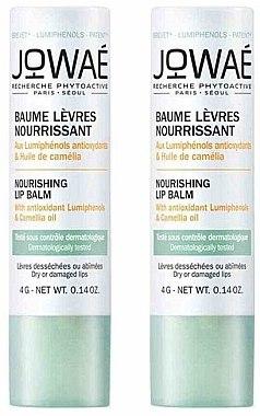 Pflegende Lippenbalsame 2 St. - Jowae Nourishing Lip Balm