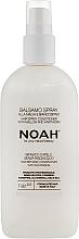 Düfte, Parfümerie und Kosmetik Conditioner-Spray für das Haar mit Malve und Weißdorn - Noah Hair Spray Conditioner With Mallow And Hawthorn