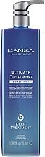 Düfte, Parfümerie und Kosmetik Regenerierende Haarmaske - Lanza Ultimate Treatment Step 2 Deep Treatment