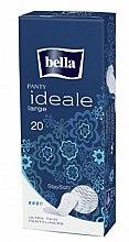 Düfte, Parfümerie und Kosmetik Slipeinlagen Panty Ideale Ultra Thin Large Stay Softi 20 St. - Bella