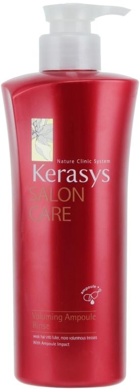 Haarspülung für mehr Volumen - KeraSys Hair Clinic Salon Care — Bild N2
