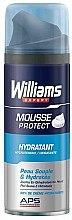 Düfte, Parfümerie und Kosmetik Feuchtigkeitsspendender Rasierschaum - William Expert Protect Hydratant Shaving Foam