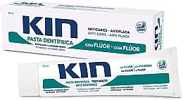 Düfte, Parfümerie und Kosmetik Anti-Karies Zahnpasta mit Aloe Vera - Kin Aloe Vera Toothpaste