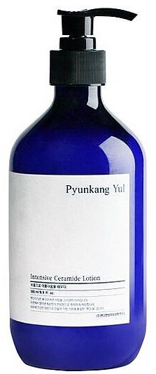 Geruchlose Körperlotion aus Pflanzenöl und fünf Arten von Hyaluronsäure - Pyunkang Yul Intensive Ceramide Lotion