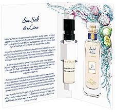 Düfte, Parfümerie und Kosmetik Dermacol Sea Salt And Lime - Eau de Parfum (Tester)