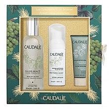 Düfte, Parfümerie und Kosmetik Gesichtspflegeset - Caudalie Power Glow Essentials Set (Beauty Elixier 100ml + Mousse 50ml + Gesichtsmaske 15ml)