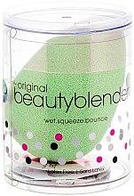 Düfte, Parfümerie und Kosmetik Make-up Schwamm - Beautyblender Original Mint Makeup Sponge