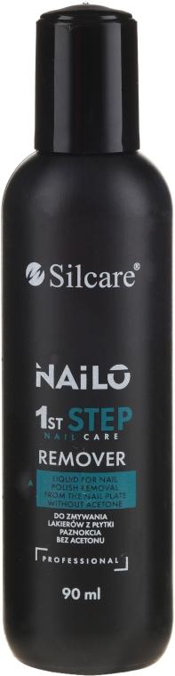 Nagellackentferner - Silcare Nailo Pro-Vita Remover