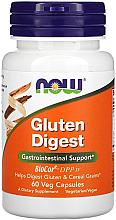 Düfte, Parfümerie und Kosmetik Nahrungsergänzungsmittel Gluten Digest zur Verdauung von Getreidekörnern - Now Foods Gluten Digest