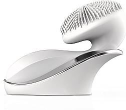 Düfte, Parfümerie und Kosmetik Reinigendes Gesichtsmassagegerät silber - Diforo Arum Silver