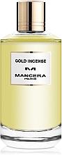 Düfte, Parfümerie und Kosmetik Mancera Gold Incense - Eau de Parfum