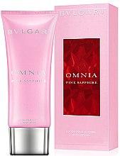 Düfte, Parfümerie und Kosmetik Bvlgari Omnia Pink Sapphire - Körperlotion