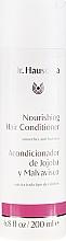 Düfte, Parfümerie und Kosmetik Pflegende und glättende Haarspülung mit Jojoba und Eibisch - Dr. Hauschka Nourishing Hair Conditioner