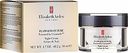 Düfte, Parfümerie und Kosmetik Feuchtigkeitsspendende Nachtcreme mit Ceramiden - Elizabeth Arden Flawless Future Powered by Ceramide Night Cream