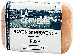 Düfte, Parfümerie und Kosmetik Seife Rose - La Corvette Provence Soap Rose