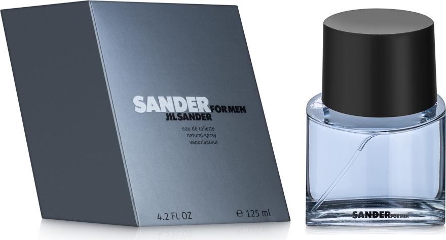 Jil Sander Sander for Men - Eau de Toilette — Bild N2
