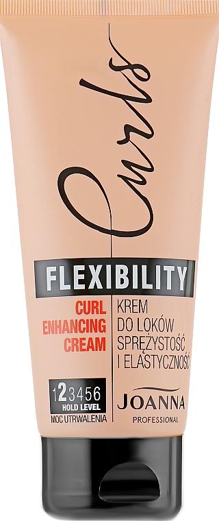 Lockenverstärkende Creme Flexibler Halt - Joanna Professional Curls Flexibility Curl Enhancing Cream