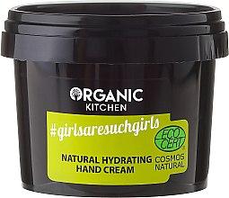 Düfte, Parfümerie und Kosmetik Feuchtigkeitsspendende Handcreme - Organic Shop Organic Kitchen Moisturizing Hand Cream
