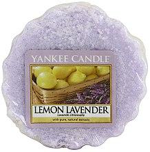 Düfte, Parfümerie und Kosmetik Duftendes Wachs - Yankee Candle Lemon Lavender Tarts Wax Melts